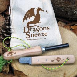 dragons sneeze