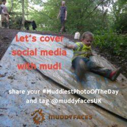 social media muddyfaces