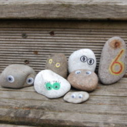 pebble couting