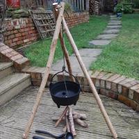 campfire playset