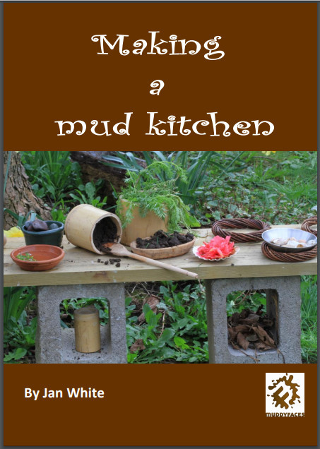 Making a MUd Kitchen book cover