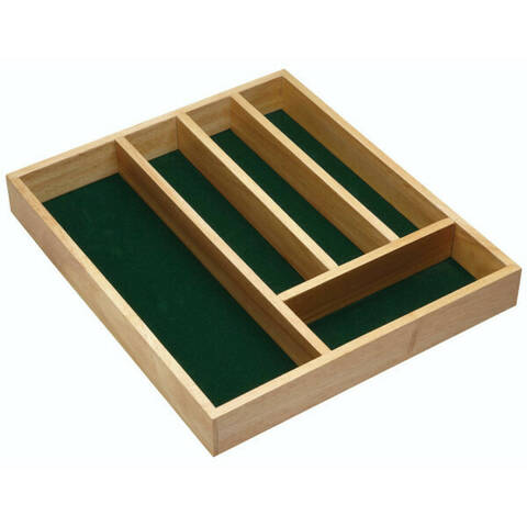 Wooden Storage Tray