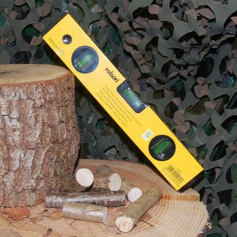 300mm Alloy Spirit Level