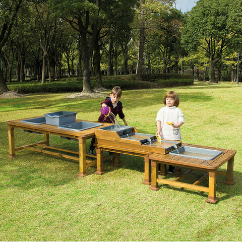 Outdoor Messy Play Tables