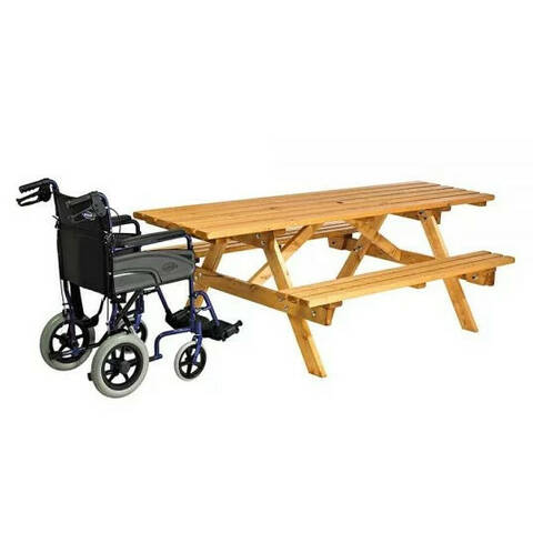 Picnic Bench - Adult & Wheelchair Accessible