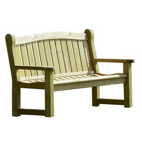 3 Seater Bench - Adult