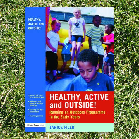 Healthy, Active and Outside - Janice Filer