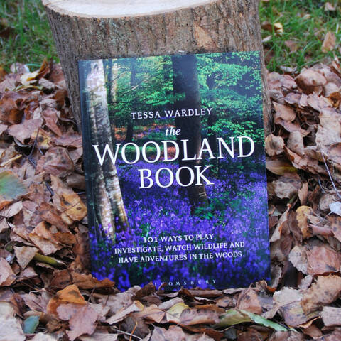 The Woodland Book - Tessa Wardley