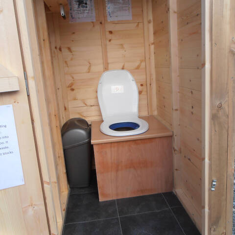 Eco-Loo Compost Toilet - Large