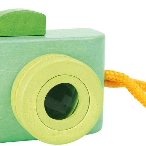 *SALE* Wooden Toy Camera