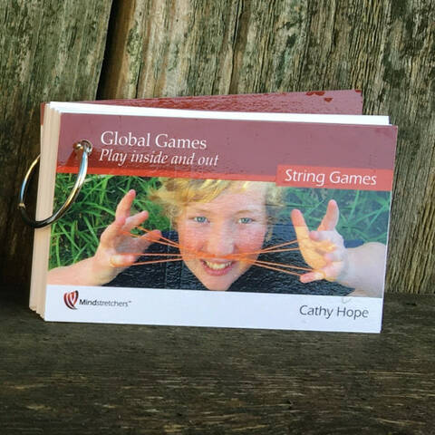 Global Games Card Sets - String Games