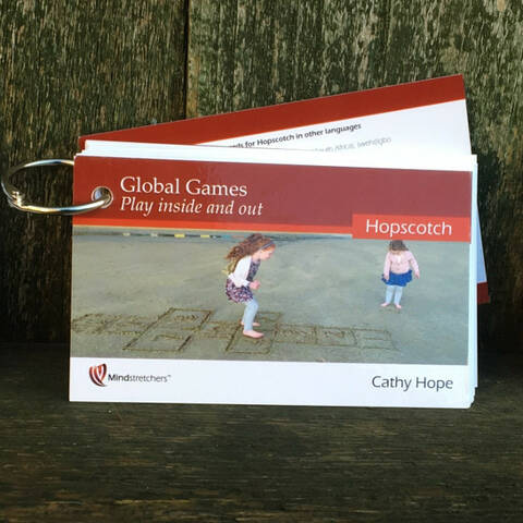 Global Games Card Sets - Hopscotch