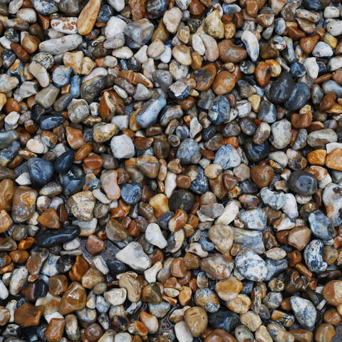 Small Beach Pebbles