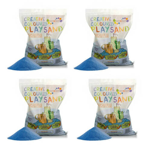 Coloured Play Sand - 5kg