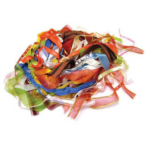 Assorted Ribbons - 100g