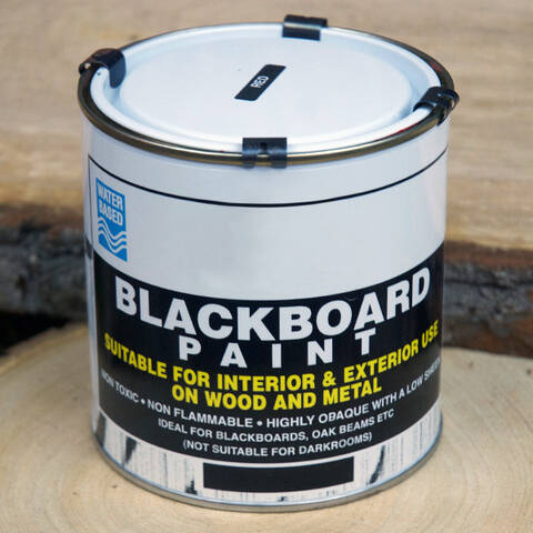Blackboard Paint - 1L