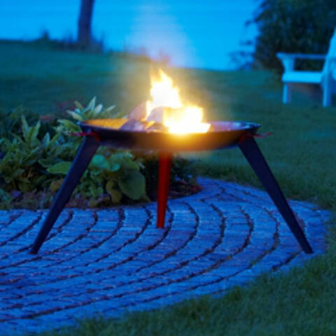 Bon-Fire Brazier - Long Legs