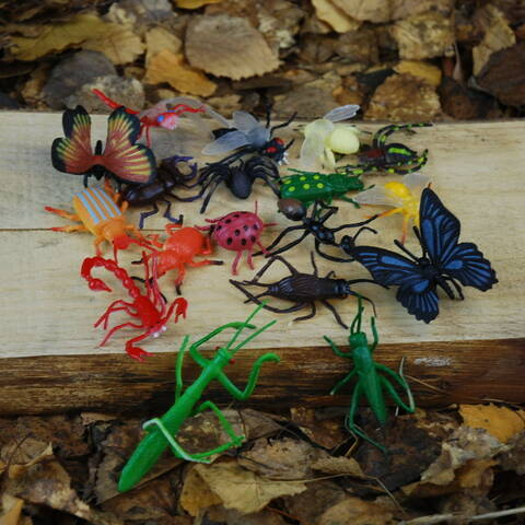 Bunch O Bugs - Pack of 18