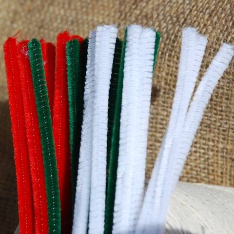 Chenille Pipe Cleaners