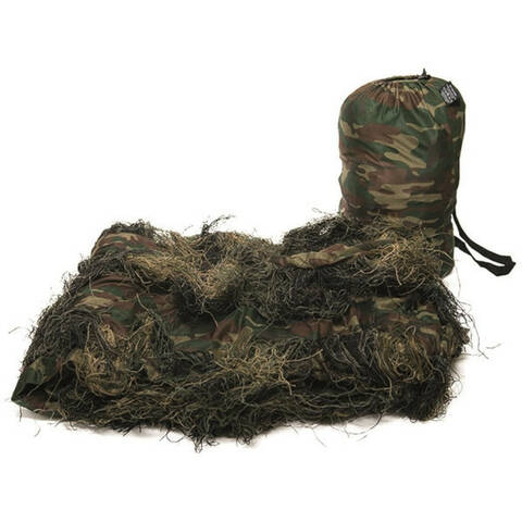 Fire Retardant Ghillie Cover