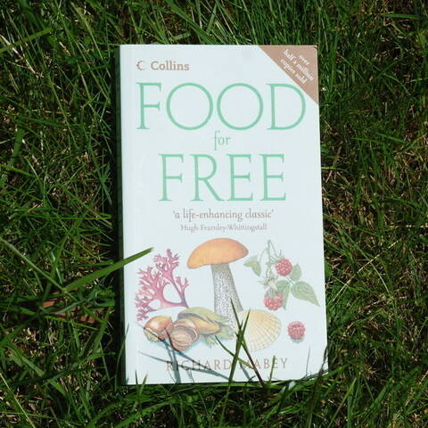 Food for Free - Richard Mabey