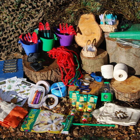 Forest School Activity Kit