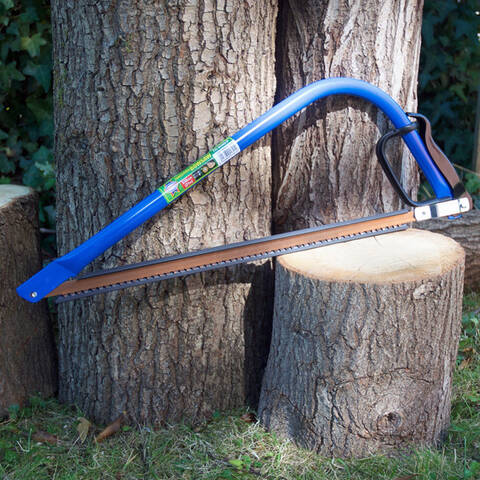 "Foresters Bow Saw - 53cm (21"")"