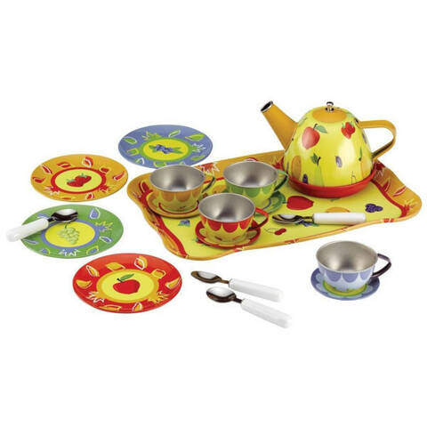 Fruity Tea Set - 19 piece
