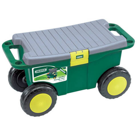Gardeners Tool Cart and Seat