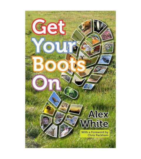 Get Your Boots On - Alex White