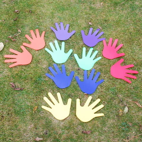 Handprints - Pack of 6 pairs