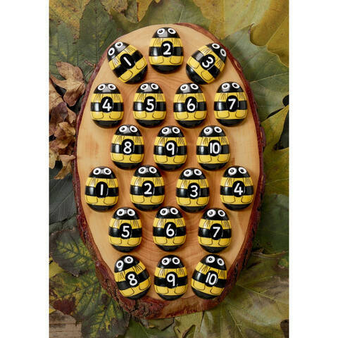 Honey Bee Counting Set
