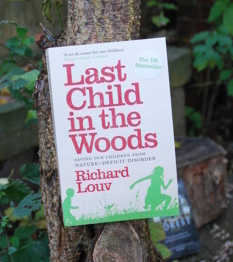 Last Child in the Woods - Richard Louv