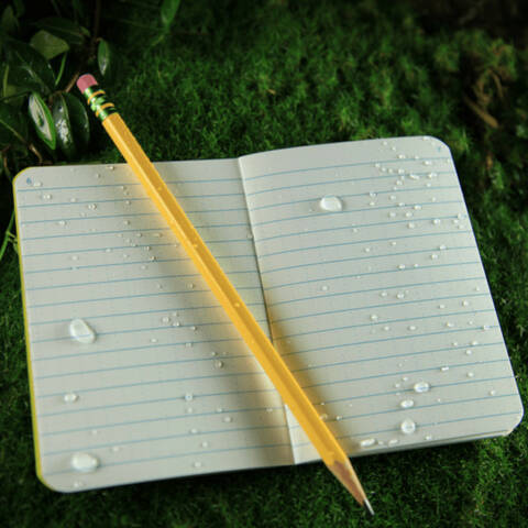 Mini Stapled Notebook - Pack of 3