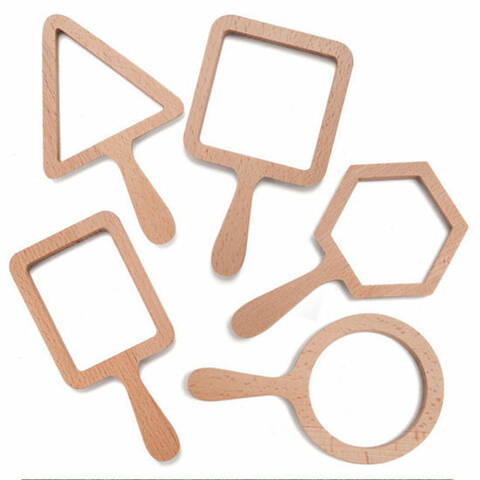 Natural Shape Viewers - Set of 5