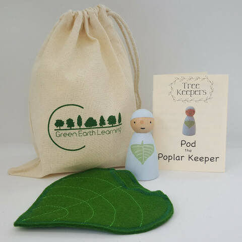 Pod the Poplar Keeper