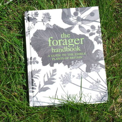 The Foragers Handbook - Miles Irving