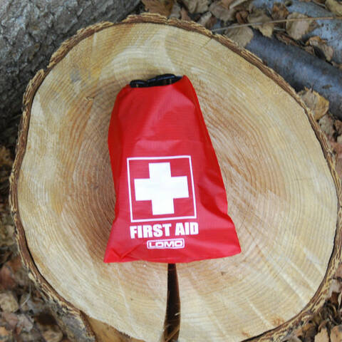 Ultra Lightweight First Aid Dry Bags
